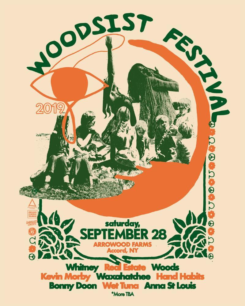 Woodsist has announced the return of Woodsist Festival