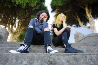 "Better Oblivion Community Center release two new singles ""Sleepwalkin"" and ""Little Trouble"""