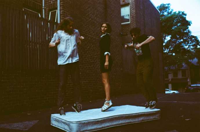 """Middle Kids (Hannah Joy, Harry Day and Tim Fitz) have shared a new track, titled """"Beliefs and Prayers"""""""