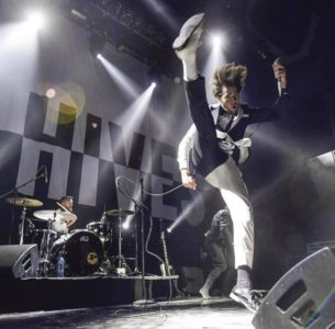 """The Hives Release New Single """"I'm Alive."""""""
