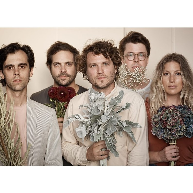 "Ra Ra Riot, have shared their new single ""Flowers."""