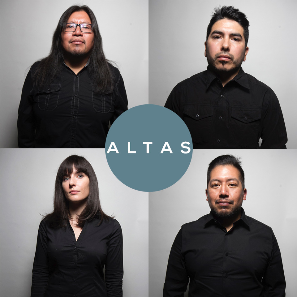 "Denver band, ALTAS have shared their new single ""Glasgow Smile"""