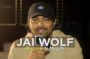 Jai Wolf guests on 'Records In My Life'