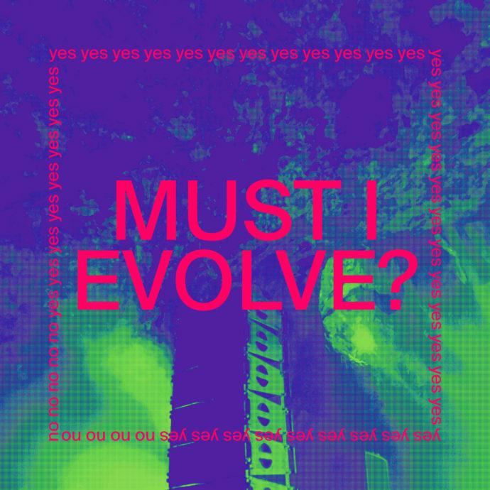 "JARV IS debuts ""Must I Evolve""?"
