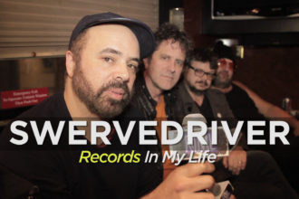 Swervedriver guest on 'Records In My Life'