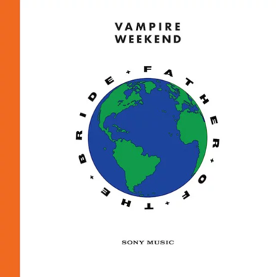 'Father Of The Bride' by Vampire Weekend, album review by Rainer Lempert, for Northern Transmissions