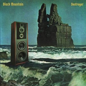 'Destroyer' by Black Mountain, album review by Adam Williams for Northern Transmissions