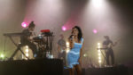 Kali Uchis and Jorja Smith's co-headlining tour made its way to the PNE Forum in Vancouver last night. The two rising voices proved to be perfect