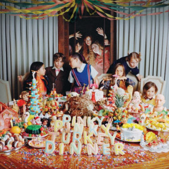 Pinky Pinky have announced their debut Turkey Dinner, along with the single 'My Friend Sean.