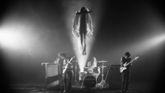 """Starcrawler have released a new video for """"She Gets Around."""""""