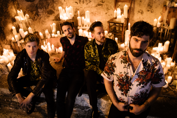 "Foals debut video for ""In Degrees"""