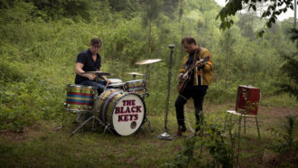 "The Black Keys have shared a new music video ""Go."""