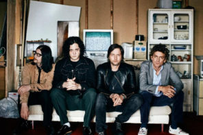"The Raconteurs release new single ""Help Me Stranger"""