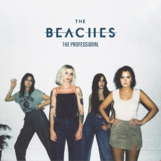 'The Professional' by The Beaches, album review by Adam Williams for Northern Transmissions