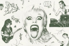 Amyl and The Sniffer' by Amyl and The Sniffers.' Adam Williams reviews the band's new release for is out May 24th via ATO/Rough Trade.
