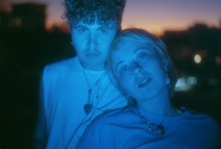 "Girlpool have release a video for ""Minute In Your Mind."""