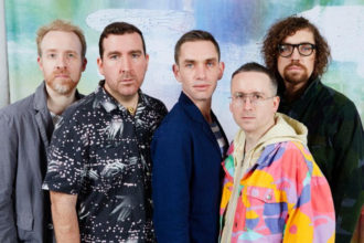 """Ahead of the June 21st release of their album new album A Bath Full Of Ecstasy, Hot Chip have shared the video/single """"Melody Of Love."""""""