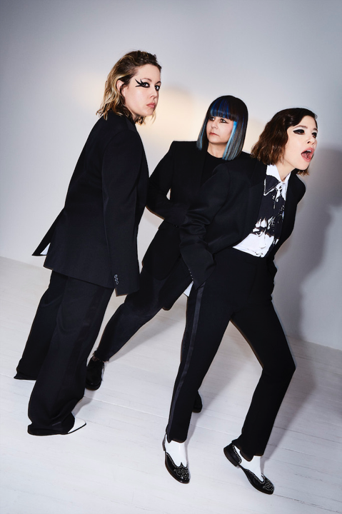 "Sleater-Kinney have surprised us with ""Hurry on Home"""