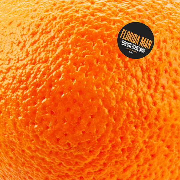 'Tropical Depression' by Florida Man, album review by Adam Williams for Northern Transmissions