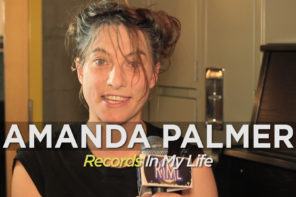 Amanda Palmer Guests on 'Records In My Life'