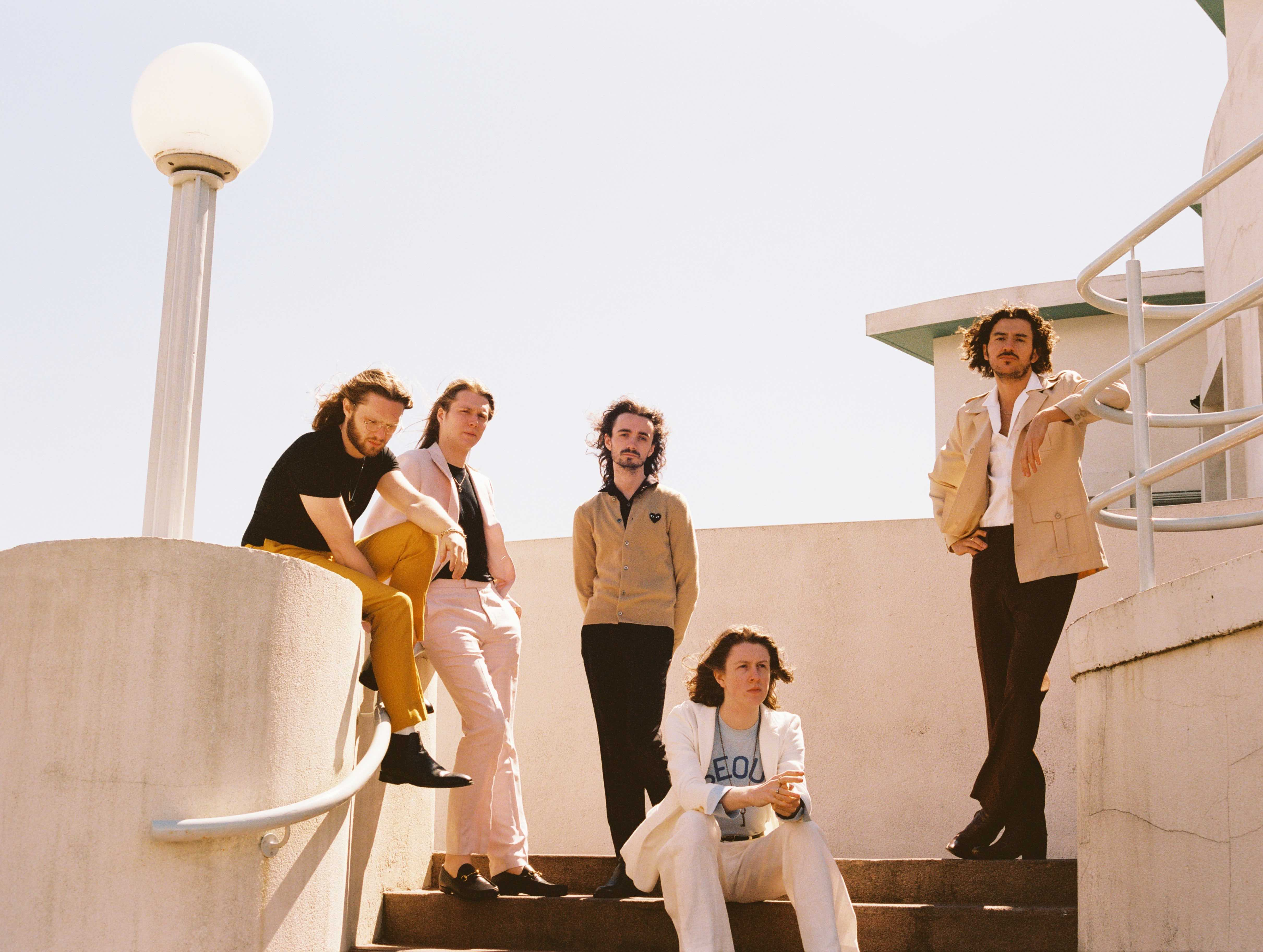 """Blossoms release new video for """"Your Girlfriend"""""""