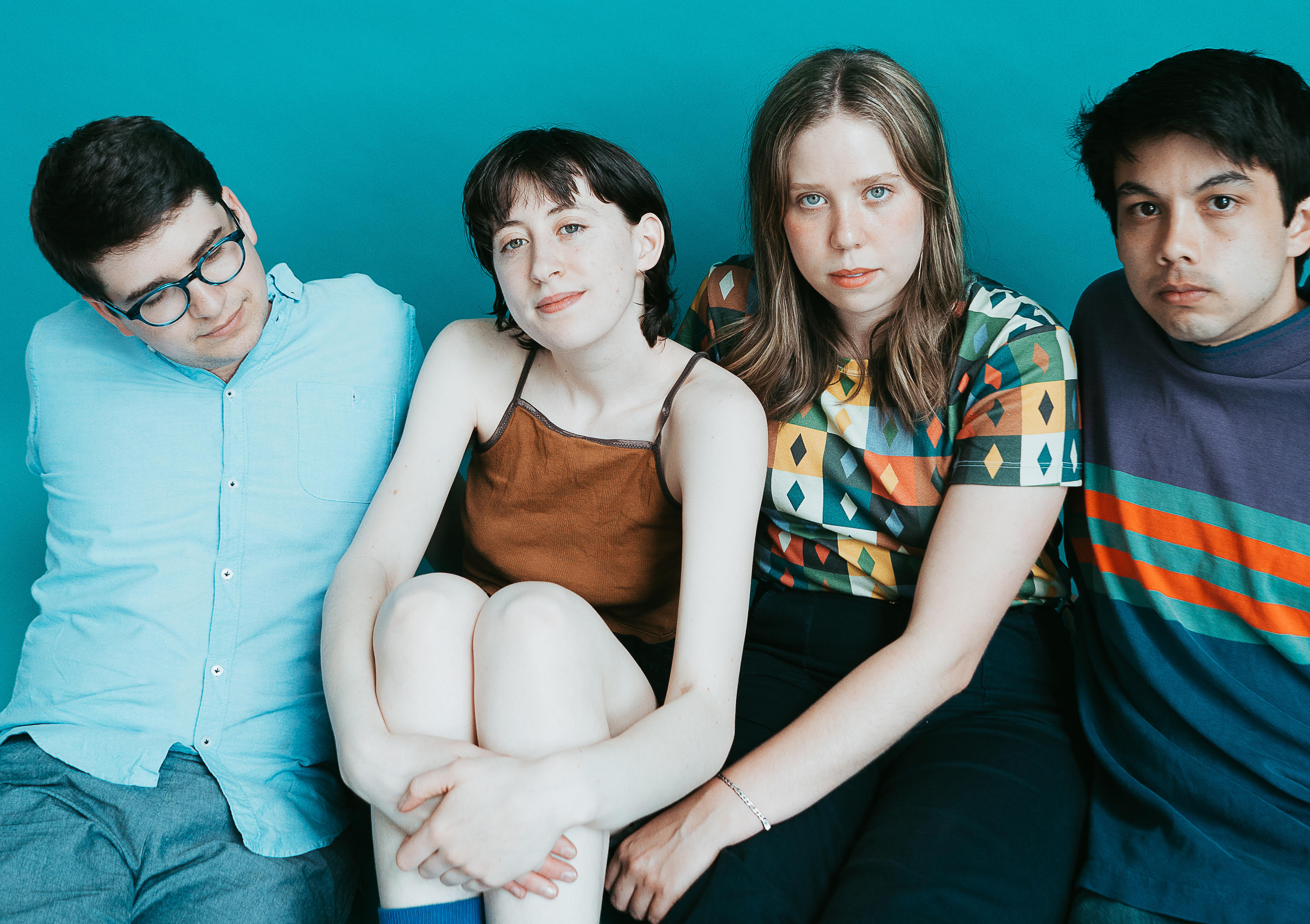 September 6th, sees the release Frankie Cosmos' new full-length, Close It Quietly
