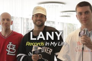 Lany Guest On 'Records In My Life'