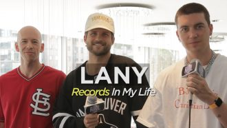 Lany guests on 'Records In My Life'