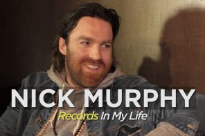 Nick Murphy Guests on 'Records In My Life'