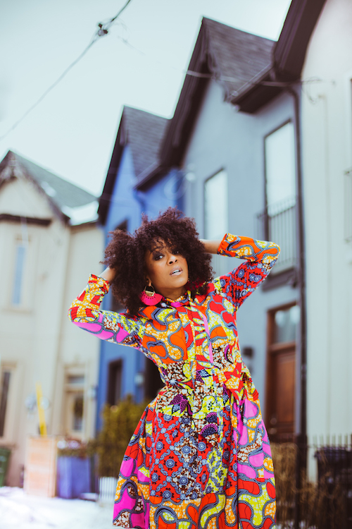"""Tanika Charles has released a new video for """"Tell Me Something"""""""