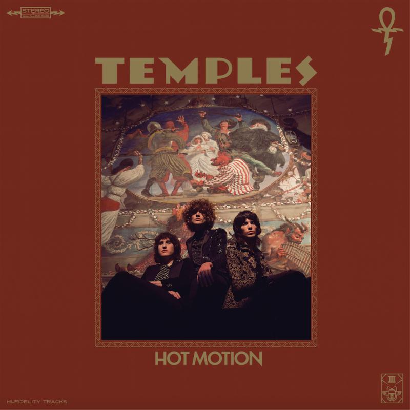 Temples announce new album 'Hot Motion'