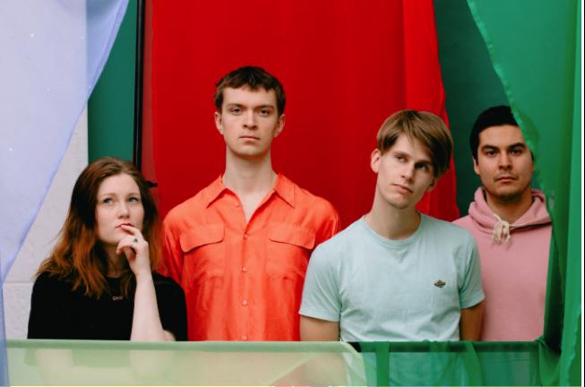 "Norwegian band Sløtface, have returned with the new single ""Telepathetic"""