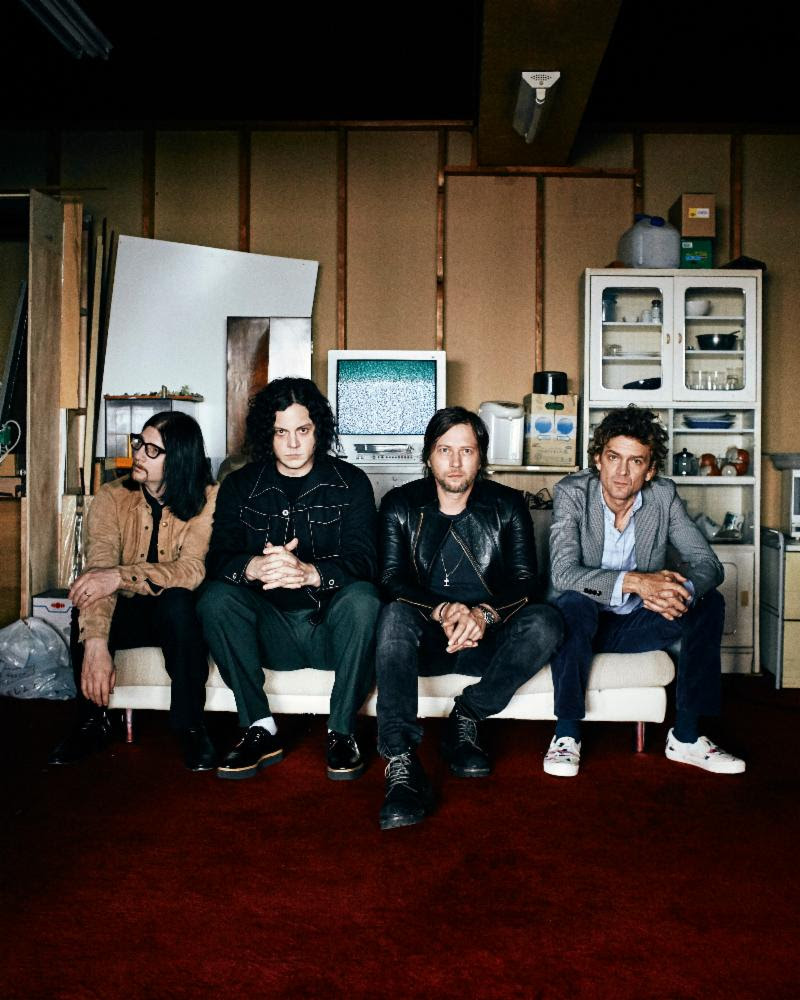 """The Raconteurs, have unveiled """"Bored and Razed,"""" the new single off their forthcoming release Help Us Stranger, out June 21st via Third Man Records"""