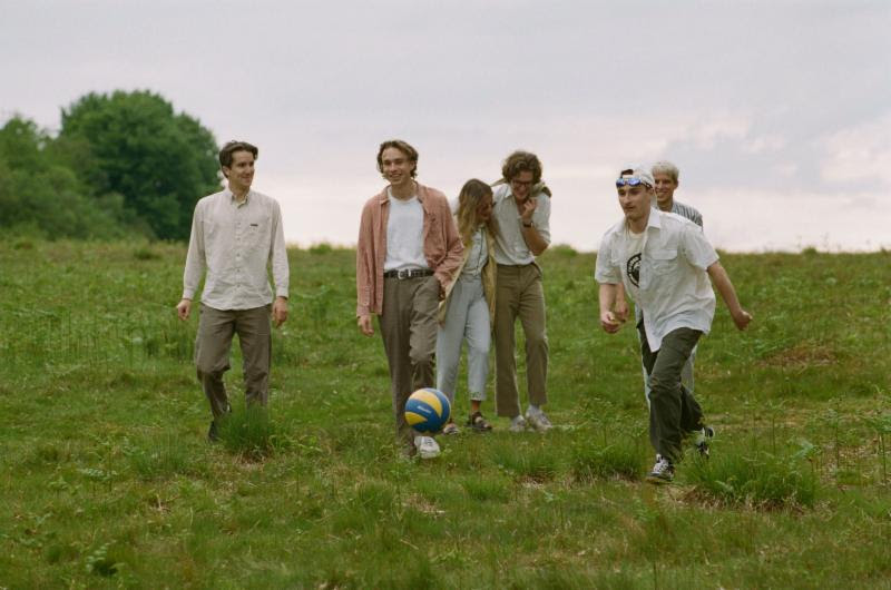 """London, England band Sports Team have shared """"Here It Comes Again"""""""