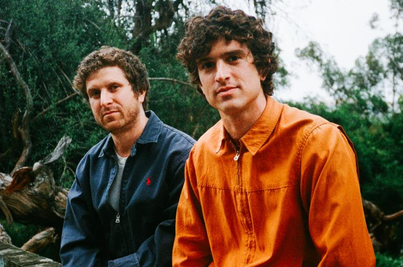 Cones, are comprised of brothers Jonathan and Michael Rosen. They recently announced their  Pictures of Pictures, will come out on 9/20 via Dangerbird
