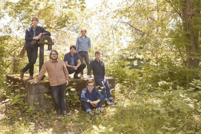 Wilco will release their new album Ode to Joy on October 4th