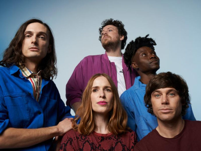 "Metronomy has released a new video for ""Walking In The Dark."""
