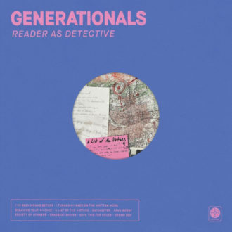 'Reader As Detective' by Generationals album review