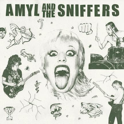 "Amyl and The Sniffers have released a new video today for their song ""Some Mutts (Can't Be Muzzled)"" off their current self-titled debut album"