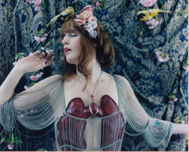 Florence + the Machine's debut album Lungs was released exactly a decade ago today. To celebrate, Florence + the Machine have created a special box set