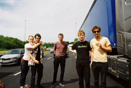 """UK band Squid debut new single """"The Cleaner"""""""