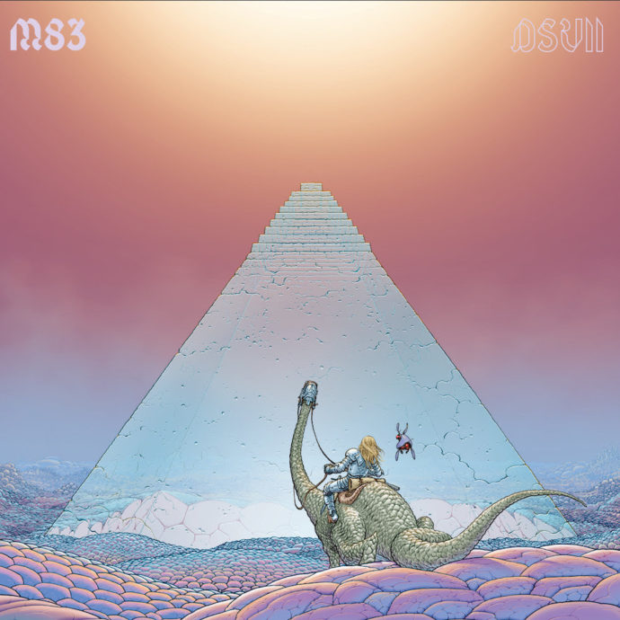M83 has announced the forthcoming release of DSVII