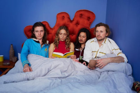 """Pumarosa Debuts New Single """"Fall Apart."""" The track is off the quartet's forthcoming release 'Devastation'"""