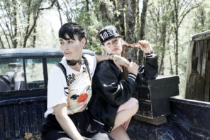 """CocoRosie, have released a new collaboration with Chance The Rapper. The track """"Roo"""""""