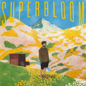 Pianist/producer Kiefer has dropped his second release of 2019, Superbloom