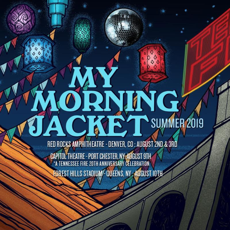 My Morning Jacket announce release of