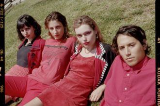 "The Paranoyds Debut New Single ""Carnage Bargain"""