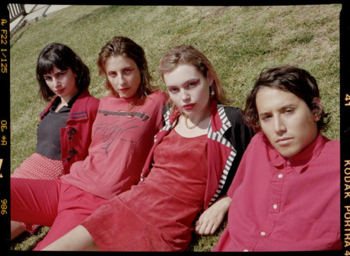 """The Paranoyds Debut New Single """"Carnage Bargain"""""""
