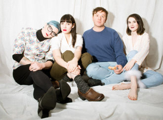 """""""In Blue"""" by Field Mouse is Northern Transmissions' 'Song of the Day'"""