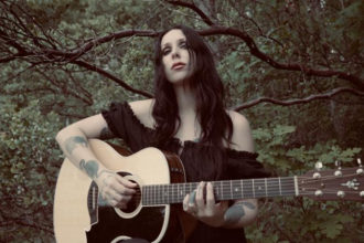 "Chelsea Wolfe has released a new video foe ""American Darkness,"""